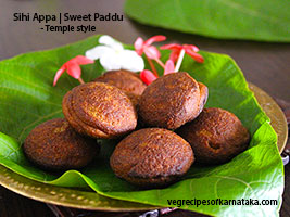 sweet banana paddu recipe