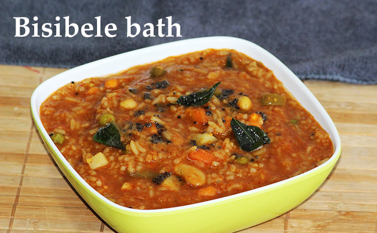 Bisi bele bath recipe how to make karnataka style bisi bele bhath bisi bele bath recipe how to make bisi bele bath karnataka style bisibele bhath forumfinder Images