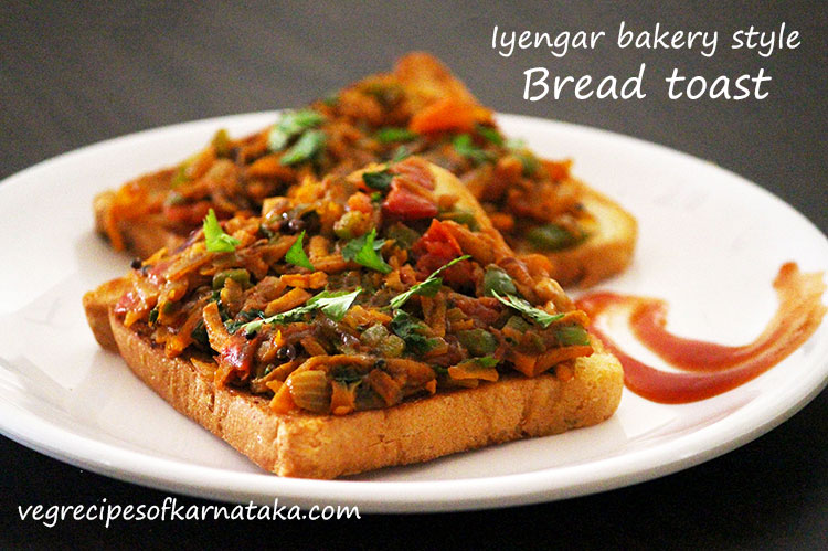 iyengar bread toast recipe