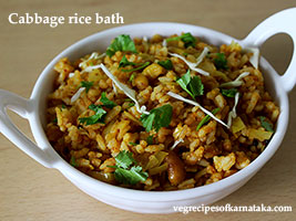 cabage rice recipe