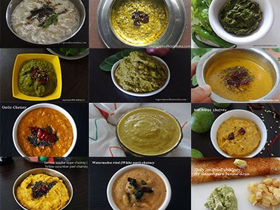16 chutney recipes