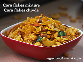 corn flakes mixture recipe