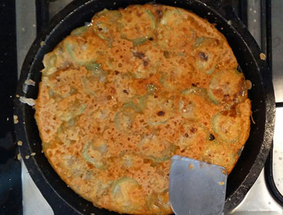 How to make ridge gourd dosa or heerekai dose