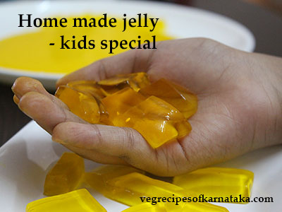 home made jelly recipe