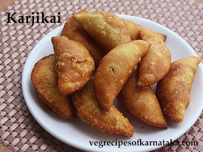 karjikai recipe