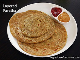 Layered parota recipe