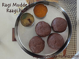 raagi mudde recipe