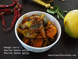 mango sweet curry