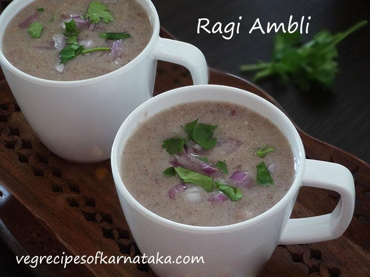 Karnataka style diabetic recipes karnataka recipes for sugar patients ragi ambli recipe forumfinder Gallery