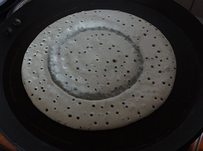 cast iron pan for cucumber sweet dosa or southekayi sihi dose