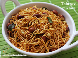 thin sev mixture recipe