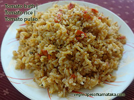 tomato bath or rice recipe