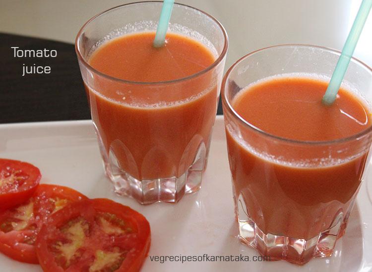 tomato juice recipe how to make tomato juice tomato