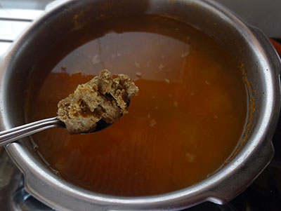 jaggery for udupi or mangalore rasam or saaru