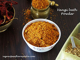 vangibath powder recipe