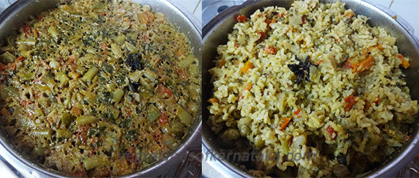 how to make karnataka style pulao