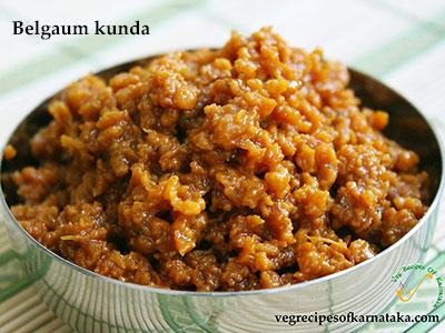 10 Halwa recipes   Karnataka style halwa recipes   Indian